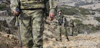 8 Askeri Şehit Eden Teröristler Yakalandı