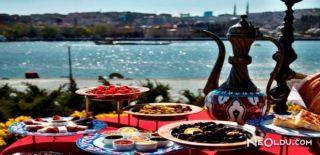 İstanbul' da İftar Yapılacak En Güzel Mekanlar
