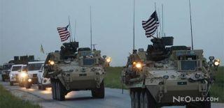 ABD'den PKK'ya 22 Tır Askeri Yardım