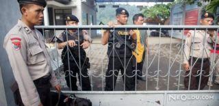 Endonezya'da 200 Mahkum Firarda!