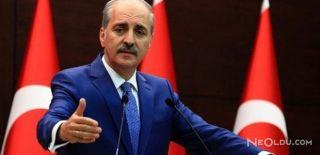 Kurtulmuş'tan 'Yeni Parti' Açıklaması