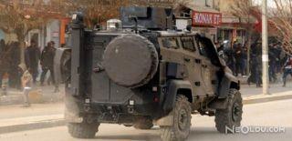 Cizre'de Zırhlı Araç Devrildi: 11 Asker Yaralı