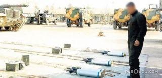TSK, Sınıra Askeri Mühimmat ve Araç Yığdı