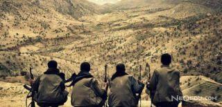 PKK Sincar'da Tünel Kazıyor