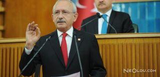 Kılıçdaroğlu Grup Toplantısı'nda Konuştu