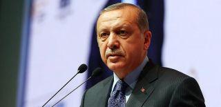 Erdoğan Almanya'nın Tavrına Tepki Gösterdi