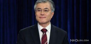 Güney Kore'de Seçiminin Galibi Moon Oldu