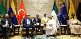 Erdoğan, El Sabah ile Görüştü