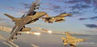 TSK Hava Operasyonu Düzenledi