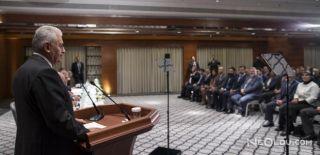Başbakan Binali Yıldırım İngiltere'de Konuştu