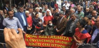 CHP'li Vekillerden Açlık Grevine Destek Geldi