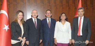 Kılıçdaroğlu, Pittella ile Görüştü
