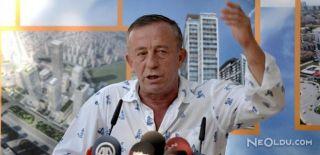 Ali Ağaoğlu'na Ait Otelin Bir Bölümü Yıkıldı