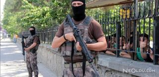 Denetimlerde Aranan 253 Kişi Gözaltına Alındı
