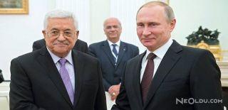 Rusya'dan Filistin Açıklaması