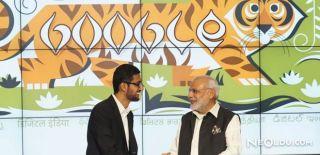 Hindistan'dan Google'a Modi Davası