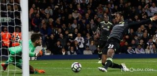 Premier Lig'de Şampiyon Chelsea!