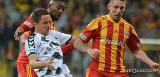 Kayserispor-Konyaspor 2-1