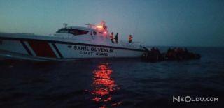 Aydın'da 67 Kaçak Göçmen Yakalandı