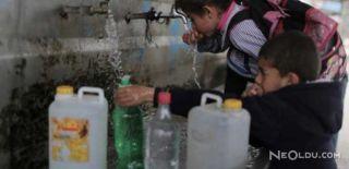 Gazze Su Kriziyle Karşı Karşıya!