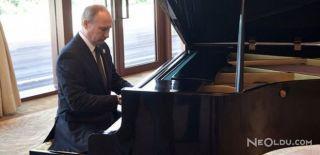 Putin'den Çin'de Mini Piyano Konseri
