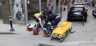 Şişli'de Silahlı Kavga: 1 Yaralı