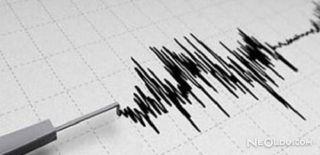 Mersin'de Deprem Meydana Geldi