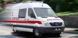 Trafikte Yol Verme Kavgası Kanlı Bitti: 1 Yaralı