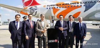 Turkish Airlines Euroleague Kupası İstanbul'da