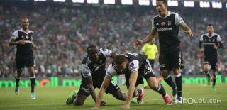 Maç Sonucu Bursaspor: 0 Beşiktaş: 2
