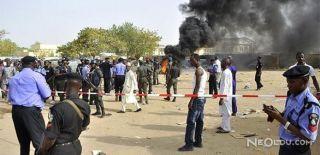 Nijerya'da Camiye Saldırı: 20 Ölü