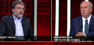 CHP'li Muharrem İnce: En Büyük Sorun Öz Güven