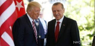Erdoğan-Trump Görüşmesinde Yaşananlar