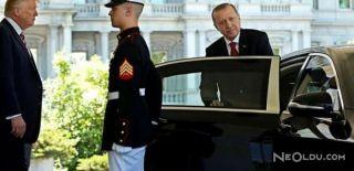 Cumhurbaşkanı Erdoğan Beyaz Saray'dan Ayrıldı