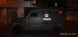 Beyoğlu'da Polise Silahlı Saldırı Düzenlendi