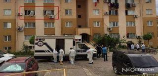 Antalya'da Patlama: 2 Ölü!