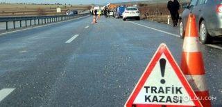 Ankara'da Feci Kaza! Ölü ve Yaralılar Var!