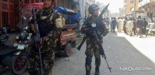 Afganistan'da TV Binasına Saldırı