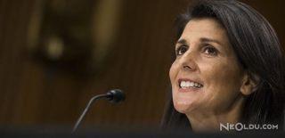 ABD'nin BM Büyükelçisi Türkiye'ye Geliyor