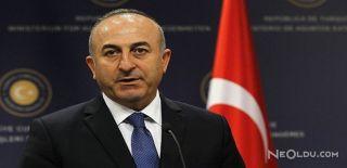 Çavuşoğlu'ndan ABD Ziyareti Açıklaması