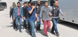 Elazığ'da 7 Kişi FETÖ'den Tutuklandı