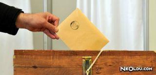 2015 Milletvekili Genel Seçim Sonuçları