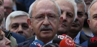Kemal Kılıçdaroğlu'ndan Sözcü'ye Destek
