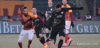 Galatasaray Osmanlıspor'u 2-0 Mağlup Etti!