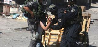 Filistinli Destekçi Gruba Sert Müdahale!
