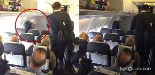 Emine Erdoğan Yolcu Uçağında Seyahat Etti