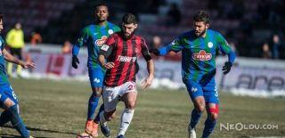 Gaziantepspor Lige Veda Eden İkinci Takım Oldu