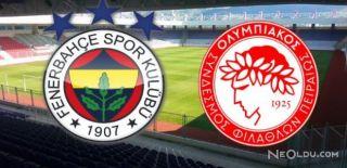 İşte Fenerbahçe-Olympiakos Maçı Hakemleri!