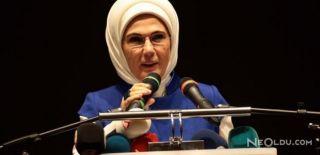 Emine Erdoğan: Gençlerimizden Umutluyum