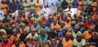 Kaçırılan 82 Genç Kız Evine Kavuştu